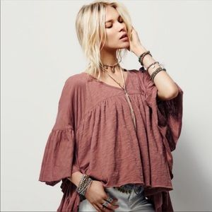 *DISO* Free People 'Easy Does It' Top Size XS/S/M